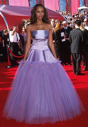Oscars Don't: Tyra Banks in 2000