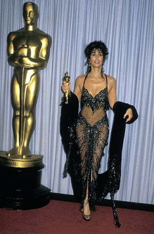 Oscars Don't: Cher in 1988