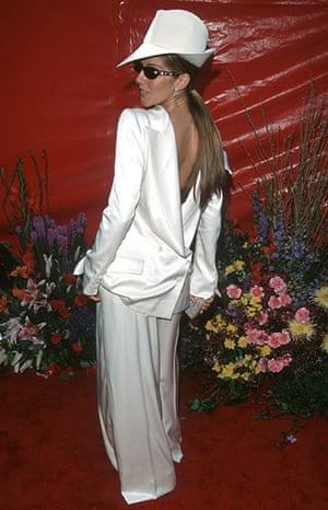Oscars Don't: Celine Dion in 1999