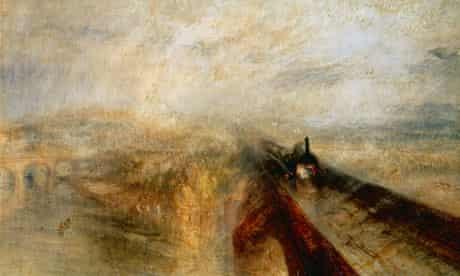 Rain, steam, and speed
