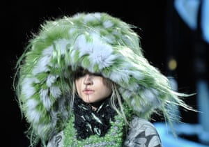 Marc Jacobs: By the way, did we mention the hats?