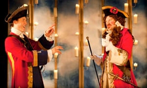 the recruiting officer donmar