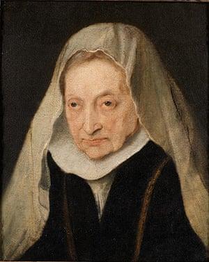 Van Dyck: Sofonisba Anguissola