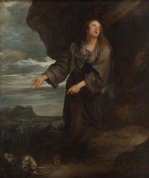 Van Dyck: St. Rosalie Interceding for the City of Palermo