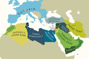Stereotype maps: Stereotype maps: The Arab Winter