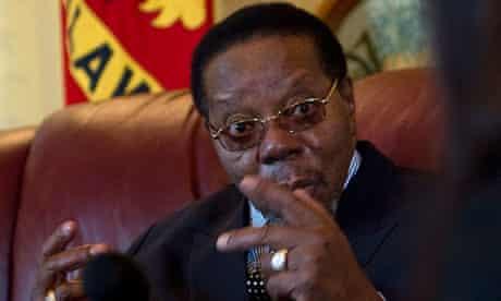 Bingu wa Mutharika an