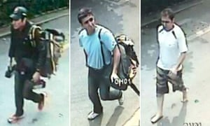Iranian bomb suspects in Thailand