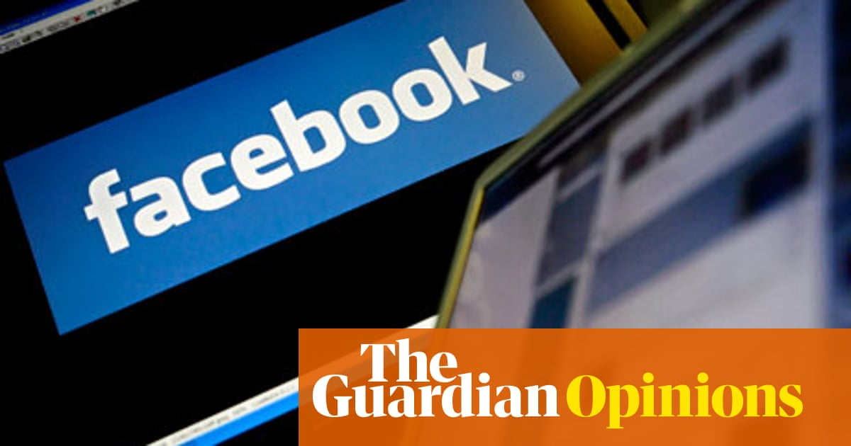 We want privacy from the government, but we're an open book