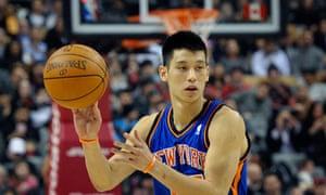 New York Knicks Jeremy Lin