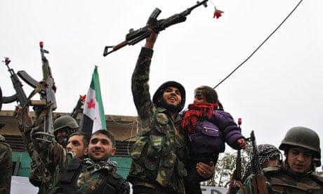guida all'opposizione siriana