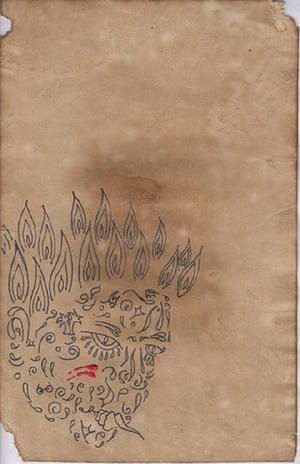 Lord of the Flies covers: Naomi Bartholomew