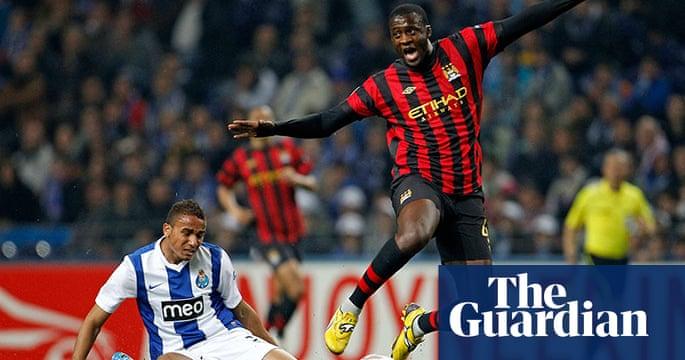 Porto 1-2 Manchester City | Europa League last-32 1st leg ...  |Man. City:-porto
