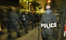 Police in Miami 2003 Timoney