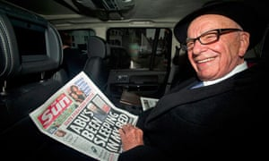 Murdoch to tackle fresh newspaper crisis - at Britain's Sun