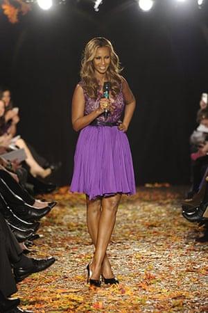 New York fashion week: Strut: The Fashionable Mom Show - Runway