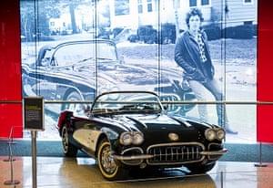 Week in Music: Bruce Springsteen's vintage 1960 Corvette