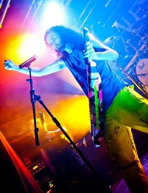 Week in Music: Alestorm Perform At O2 Academy In Leicester