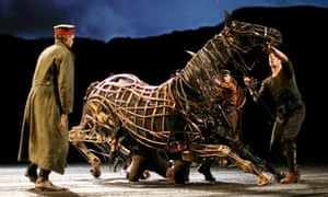 War Horse at the National