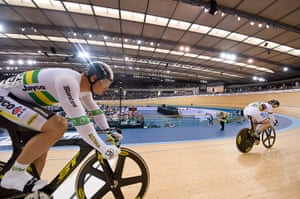cycling: Track cycling world cup