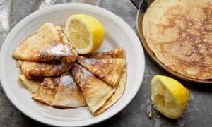 Dan Lepard's pancakes