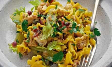 Yotam Ottolenghi's pasta recipes