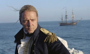 Russell Crowe, Master and Commander