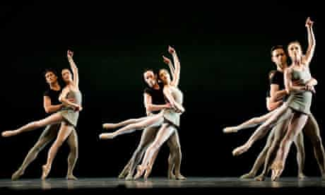 Song of the Earth at the Royal Ballet