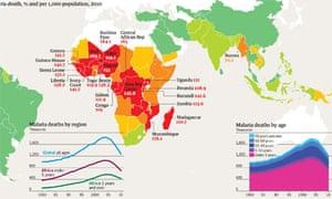 Malaria graphic