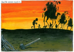 03.02.12: Martin Rowson on overruling the lords on welfare reform