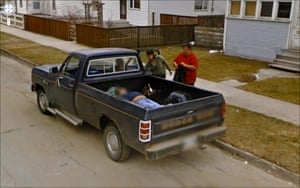 9 eyes google streetview: 1379 Elgin Avenue West, Winnipeg, Manitoba, Canada