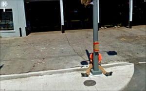 9 eyes google streetview: 630 St Clair Ave W, Toronto, ON, Canada