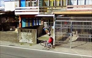 9 eyes google streetview: Wujie Township, Yilan 268, Taiwan