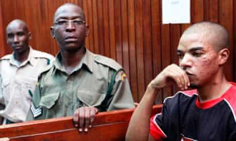 Jermaine Grant in Kenya court
