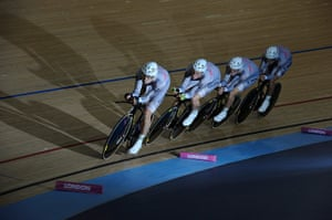 Track cycling world cup: Track cycling world cup  Australian team led by Jack Bobridge