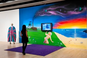 Jeremy Deller: So Many Ways to Hurt You (The Life and Times of Adrian Street) 2010