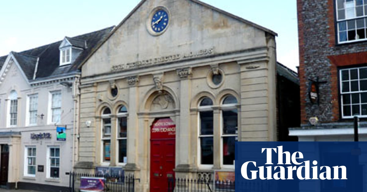 Cine Files The Corn Exchange Wallingford Film The Guardian