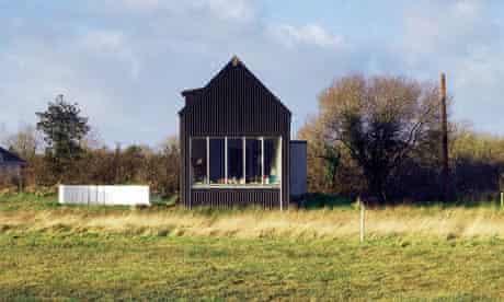 Irish self-build house