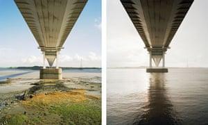 Sea change: Severn Bridge