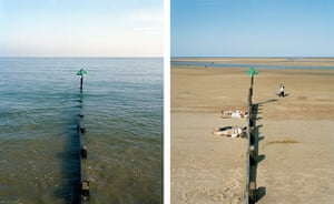 Sea change: tide pictures: Wells-next-the-Sea