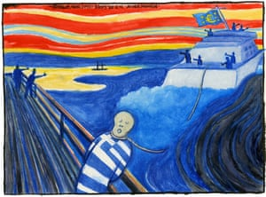 22.02.12: Steve Bell on the Greece bailout deal