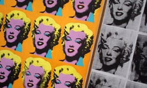 Andy Warhol exhibition at Tate Modern