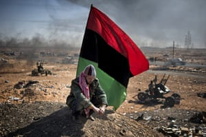 Remi Ochlik: 'Battle for Libya' this image won the 1st prize stories in General News