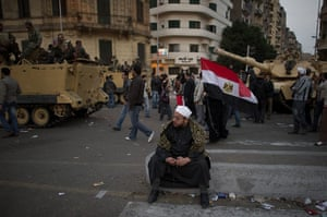 Remi Ochlik: The largest anti-government demonstration in modern Egyptian history