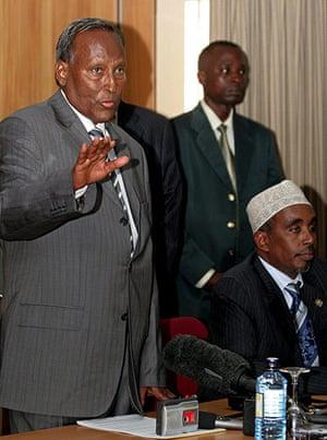 Somalia timeline: President Abdullahi Yusuf