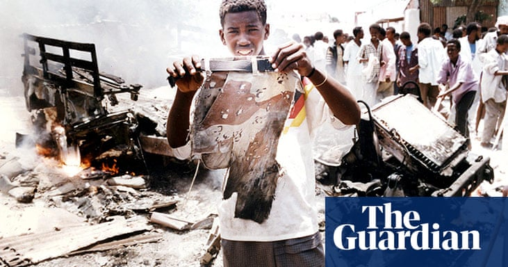 Somalia: a history of events from 1950 to the present - in pictures
