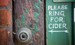 Please ring for cider