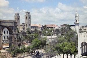 Somalia timeline: Mogadishu, Somalia, 1969