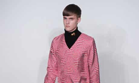 J.W. Anderson at London fashion week