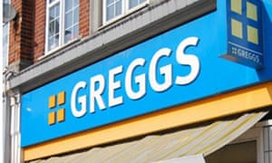 Greggs the bakers