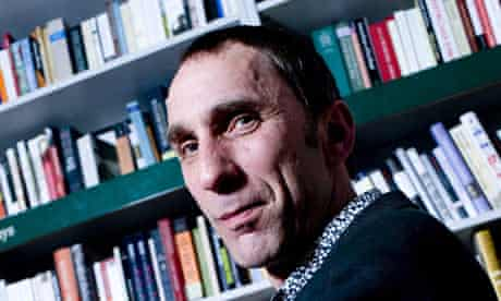 Will Self at the London review of books bookshop